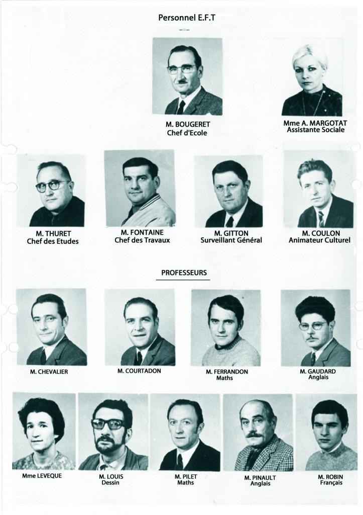 1972-1973-Personnel 1 copie