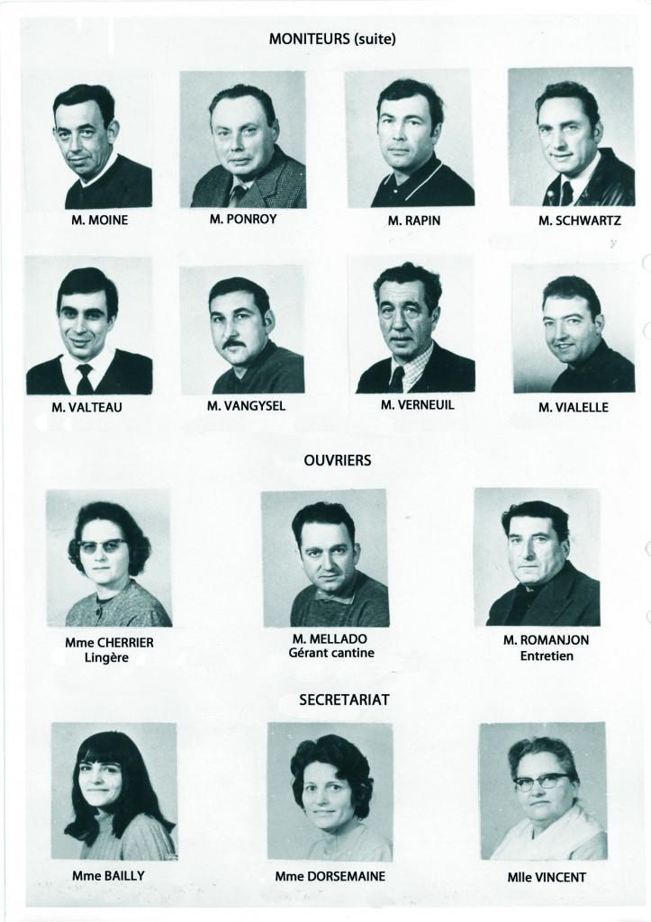 1972-1973-Personnel 4 copie